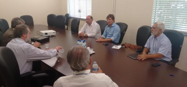 Baroni visita Deinter 9 e discute a segurança pública de Elias Fausto